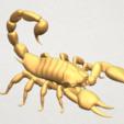 TDA0603 Scorpion A06.png Télécharger fichier STL gratuit Scorpion • Objet pour imprimante 3D, GeorgesNikkei