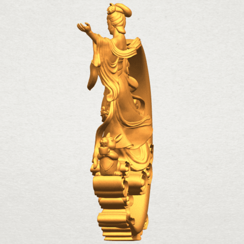 A04.png Download free STL file Fairy 09 • Model to 3D print, GeorgesNikkei