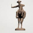 Rider A04.png Download free STL file Rider 01 • 3D printer template, GeorgesNikkei