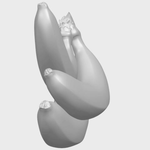 07_TDA0553_BananaA04.png Download free STL file Banana 01 • 3D printer design, GeorgesNikkei