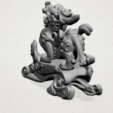 Download free 3D printer model Chinese mythical creature - Pi Xiu 01, GeorgesNikkei