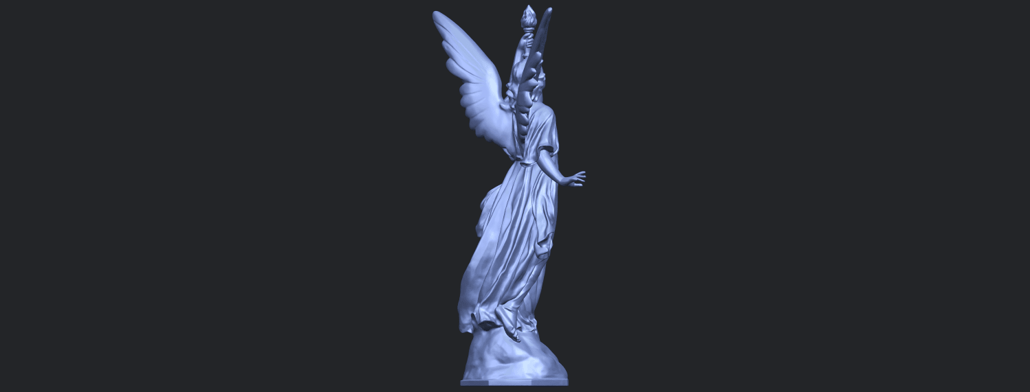 17_TDA0202_Statue_01_-88mmB08.png Download free STL file Statue 01 • Object to 3D print, GeorgesNikkei