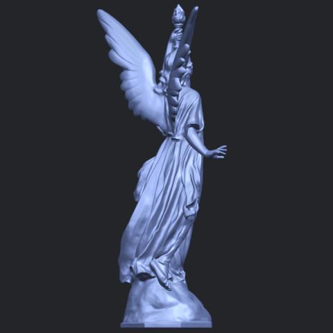 17_TDA0202_Statue_01_-88mmB08.png Télécharger fichier STL gratuit Statue 01 • Design à imprimer en 3D, GeorgesNikkei