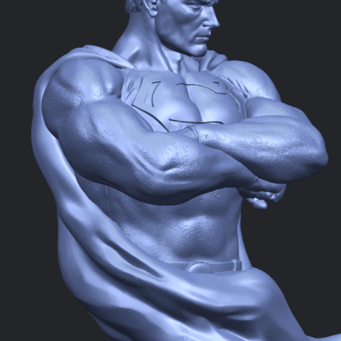 16_TDA0542_SupermanA10.png Download free STL file Superman • 3D printable model, GeorgesNikkei