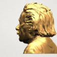 Einstein A04.png Download free STL file Einstein • 3D printer template, GeorgesNikkei