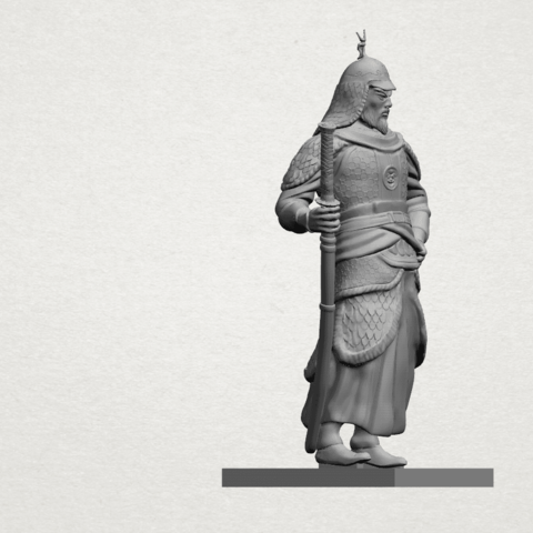 Age of Empire - warrior -A10.png Download free STL file Age of Empire - warrio • 3D print design, GeorgesNikkei
