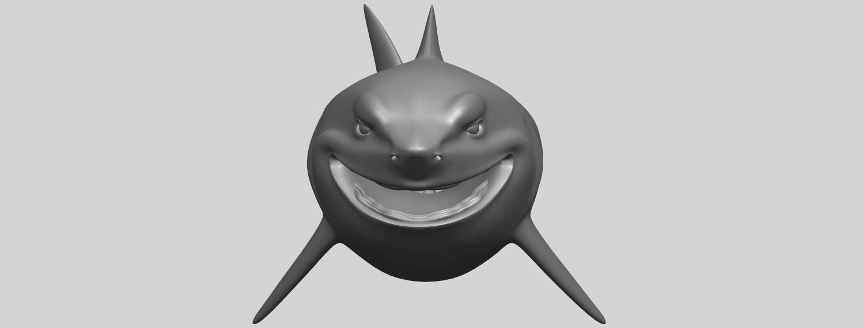 17_TDA0486_SharkA09.png Download free STL file Shark • 3D print design, GeorgesNikkei