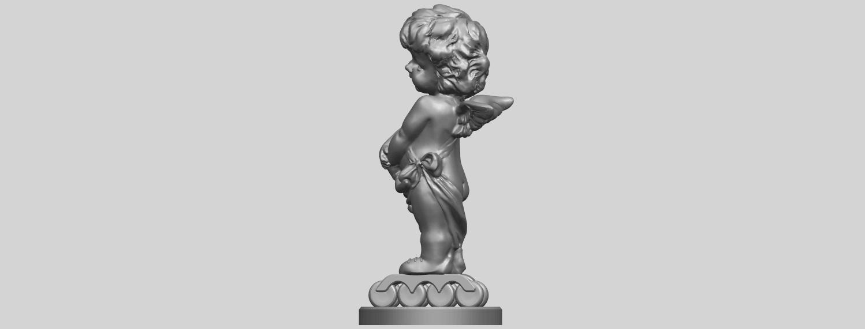 16_TDA0479_Angel_Baby_02A04.png Télécharger fichier STL gratuit Bébé Ange 02 • Plan pour imprimante 3D, GeorgesNikkei