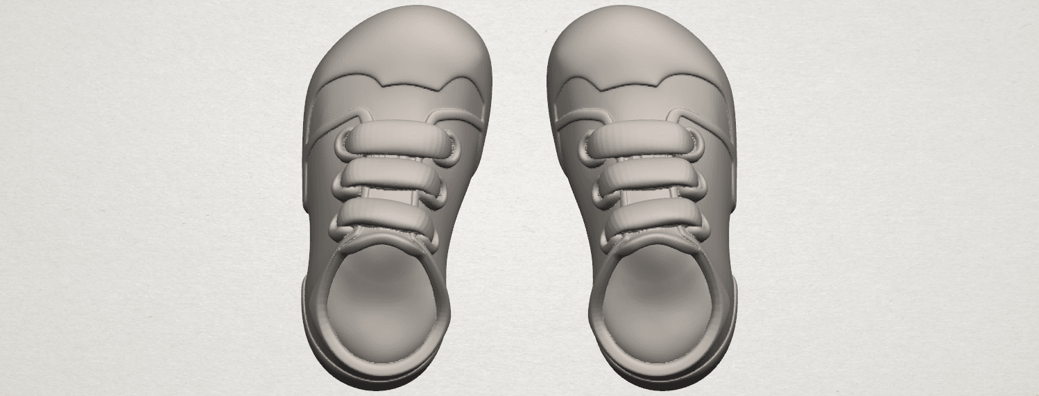TDA0322 Shoe 01-Left and Right A01.png Download free STL file Shoe 01 • 3D printable design, GeorgesNikkei