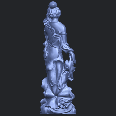 06_TDA0449_Fairy_04B07.png Télécharger fichier STL gratuit Fée 04 • Plan à imprimer en 3D, GeorgesNikkei