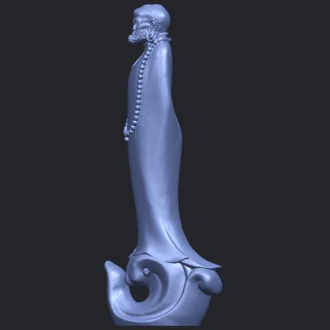04_TDA0337_Da_Mo_iiiB03.png Télécharger fichier STL gratuit Da Mo 03 • Design pour impression 3D, GeorgesNikkei