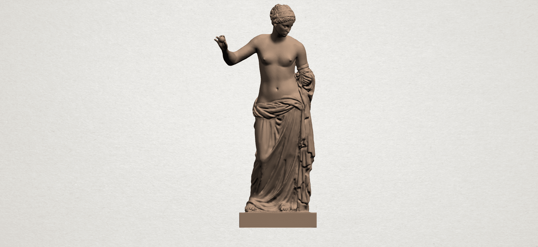 Naked Girl (xiv) A01.png Télécharger fichier STL gratuit Fille nue 14 • Plan pour imprimante 3D, GeorgesNikkei