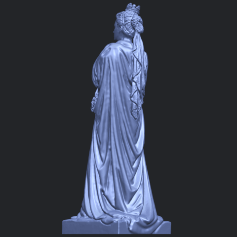 04_TDA0267_MargaretB05.png Download free STL file Margaret • Object to 3D print, GeorgesNikkei