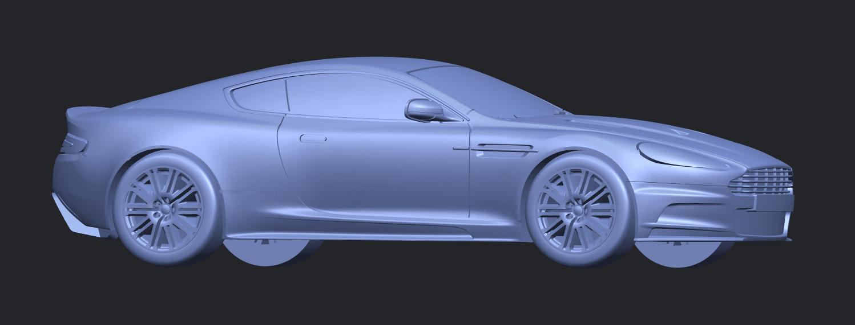 TDB008_1-50 ALLA07.png Download free STL file Aston Martin DBS • 3D printing object, GeorgesNikkei