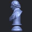 24_TDA0620_Sculpture_of_a_head_of_man_02B04.png Télécharger fichier STL gratuit Sculpture d'une tête d'homme 02 • Design à imprimer en 3D, GeorgesNikkei