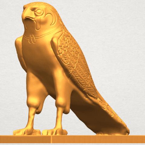 A10.png Télécharger fichier STL gratuit Aigle 04 • Design imprimable en 3D, GeorgesNikkei
