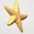 TDA0608 Starfish 02 A03.png Télécharger fichier STL gratuit Étoile de mer 02 • Plan pour impression 3D, GeorgesNikkei