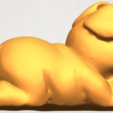 A06.png Download free STL file Pig 01 • 3D printing object, GeorgesNikkei