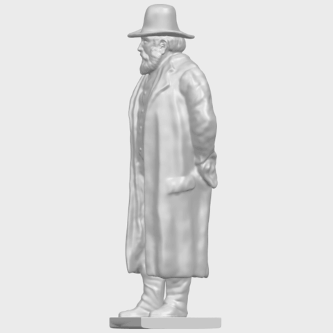 08_TDA0210_Sculpture_of_a_man_88mmA03.png Download free STL file Sculpture of a man 02 • Object to 3D print, GeorgesNikkei