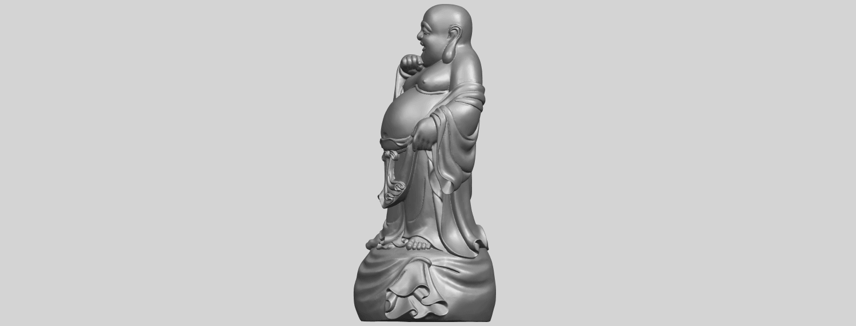 23_TDA0234_Metteyya_Buddha_08A03.png Download free STL file Metteyya Buddha 08 • 3D printing model, GeorgesNikkei
