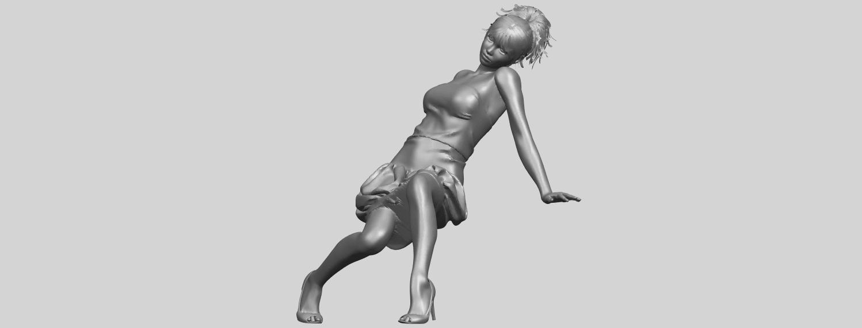 19_TDA0661_Naked_Girl_G09A02.png Télécharger fichier STL gratuit Fille nue G09 • Design pour impression 3D, GeorgesNikkei