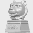 20_TDA0510_Chinese_Horoscope_of_Tiger_02A02.png Download free STL file Chinese Horoscope of Tiger 02 • 3D print object, GeorgesNikkei