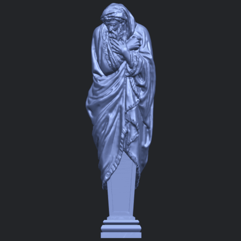 11_TDA0259_Sculpture_WinterB01.png Download free STL file Sculpture - Winter 01 • 3D printable object, GeorgesNikkei