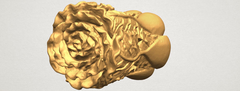 TDA0497 Vegetable - Fatt Choi 03 A06.png Download free STL file Vegetable - Fatt Choi • 3D printable object, GeorgesNikkei