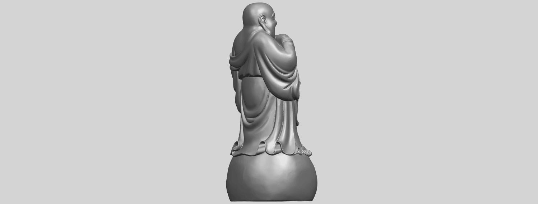 23_TDA0234_Metteyya_Buddha_08A08.png Download free STL file Metteyya Buddha 08 • 3D printing model, GeorgesNikkei