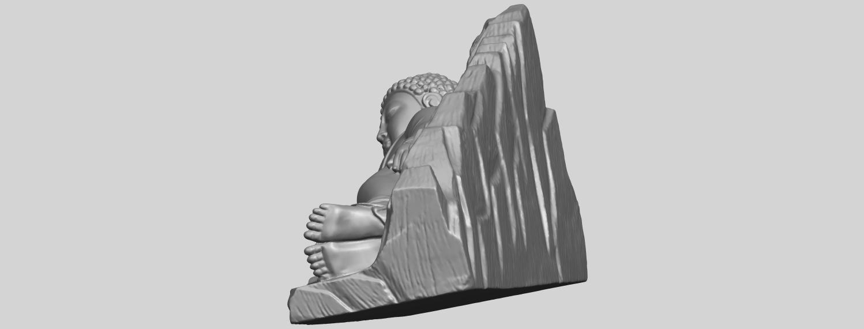 05_TDA0295_Sleeping_Buddha_iiiA04.png Télécharger fichier STL gratuit Bouddha Dormant 03 • Objet à imprimer en 3D, GeorgesNikkei
