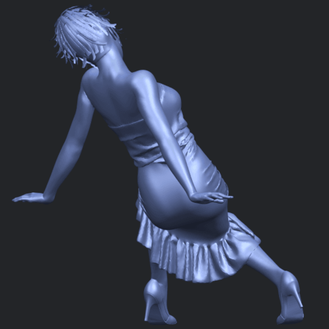 06_TDA0657_Naked_Girl_G05B07.png Download free STL file Naked Girl G05 • 3D printing object, GeorgesNikkei