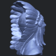 09_TDA0489_Red_Indian_03_BustB08.png Download free STL file Red Indian 03 • 3D printer model, GeorgesNikkei