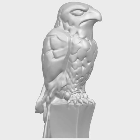 TDA0748_Eagle_05A07.png Télécharger fichier STL gratuit Aigle 05 • Design à imprimer en 3D, GeorgesNikkei