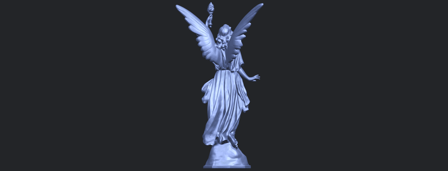 17_TDA0202_Statue_01_-88mmB07.png Download free STL file Statue 01 • Object to 3D print, GeorgesNikkei