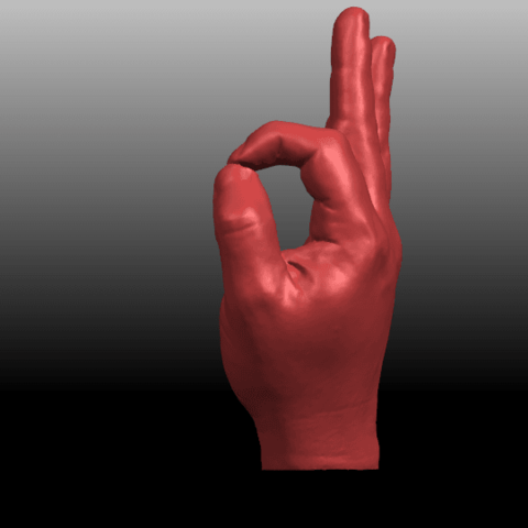 03.png Download free STL file Voronoi Hand • Object to 3D print, GeorgesNikkei
