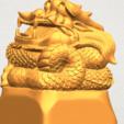 A11.png Télécharger fichier STL gratuit Timbre Dragon 01 • Objet à imprimer en 3D, GeorgesNikkei