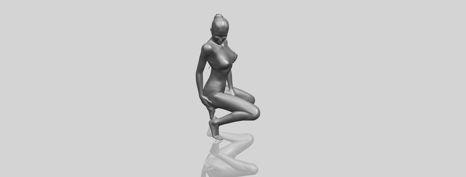 15_TDA0634_Naked_Girl_D04A00-1.png Download free STL file Naked Girl D04 • 3D printable template, GeorgesNikkei