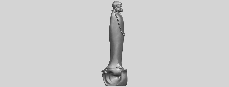 04_TDA0337_Da_Mo_iiiA09.png Télécharger fichier STL gratuit Da Mo 03 • Design pour impression 3D, GeorgesNikkei
