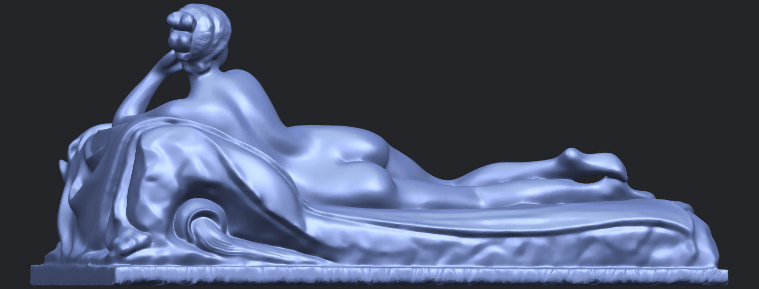 11_Naked_Girl_Lying_on_Bed_i_60mmB06.png Download free STL file Naked Girl - Lying on Bed 01 • 3D printable object, GeorgesNikkei