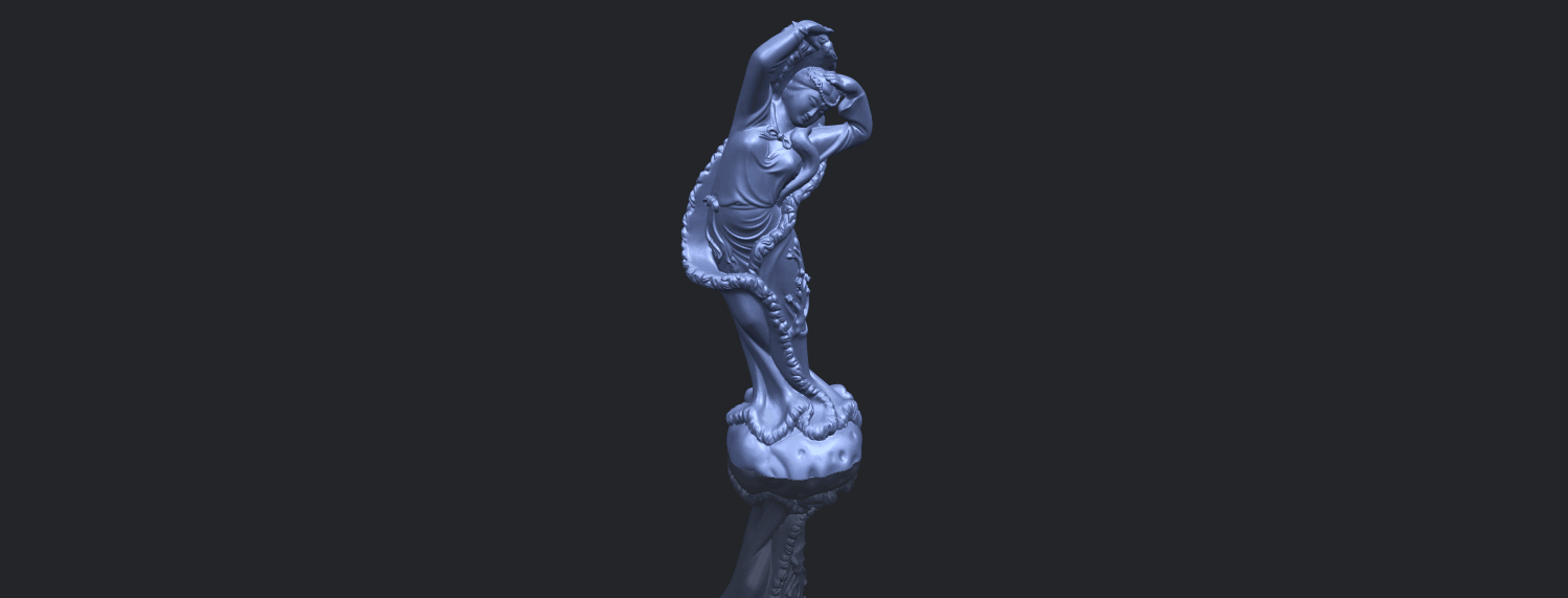 08_TDA0450_Fairy_05B00-1.png Download free STL file Fairy 05 • 3D print model, GeorgesNikkei
