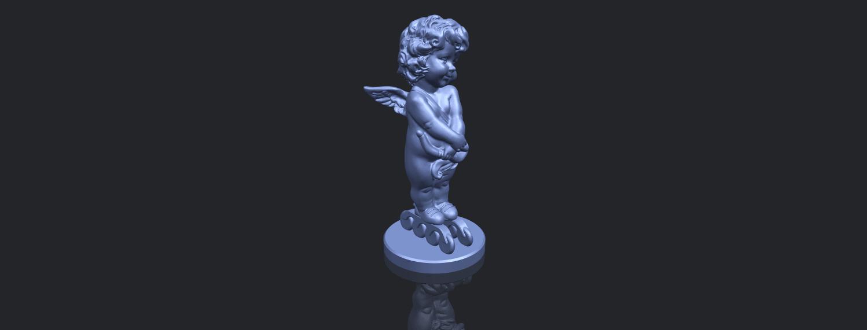 16_TDA0479_Angel_Baby_02B00-1.png Télécharger fichier STL gratuit Bébé Ange 02 • Plan pour imprimante 3D, GeorgesNikkei