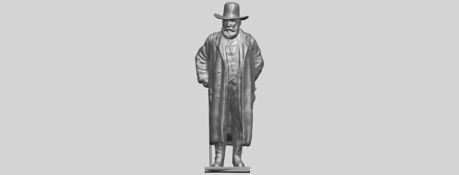 08_TDA0210_Sculpture_of_a_man_88mmA01.png Download free STL file Sculpture of a man 02 • Object to 3D print, GeorgesNikkei