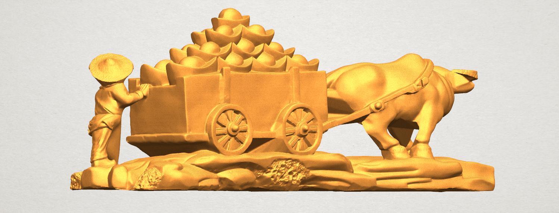 TDA0315 Golden Car A05.png Download free STL file Golden Car • 3D printer template, GeorgesNikkei