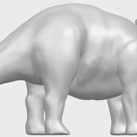 17_TDA0759_Triceratops_01A06.png Télécharger fichier STL gratuit Triceratops 01 • Modèle pour imprimante 3D, GeorgesNikkei