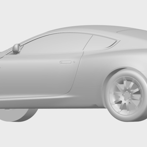 03_TDB006_1-50_ALLA02.png Download free STL file Aston Martin DB9 Coupe • 3D printer template, GeorgesNikkei