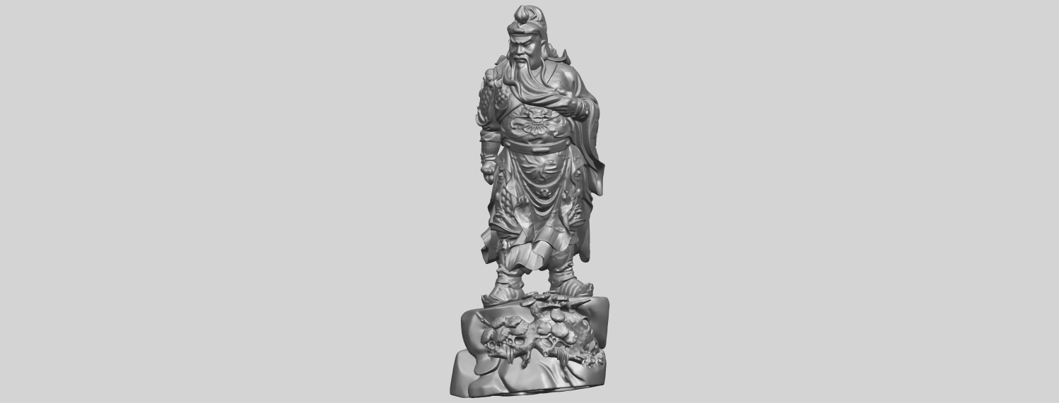 06_TDA0241_Guan_Gong_iiA02.png Download free STL file Guan Gong 02 • 3D printing template, GeorgesNikkei