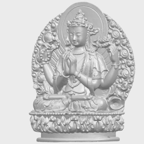 16_TDA0196_Avalokitesvara_Bodhisattva_multi_hand_iiiA02.png Download free STL file Avalokitesvara Bodhisattva (multi hand) 03 • 3D printable design, GeorgesNikkei