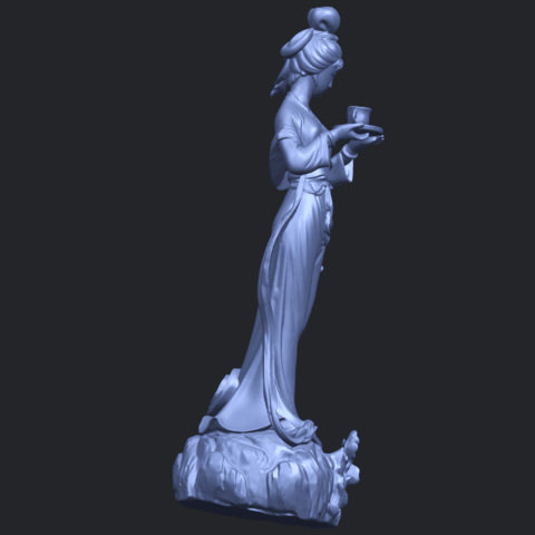 09_TDA0253_Fairy01B08.png Download free STL file Fairy 01 • 3D printer object, GeorgesNikkei
