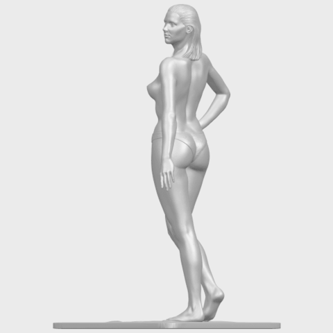11_TDA0465_Naked_Girl_19_ex800A05.png Download free STL file Naked Girl 19 • 3D printer template, GeorgesNikkei