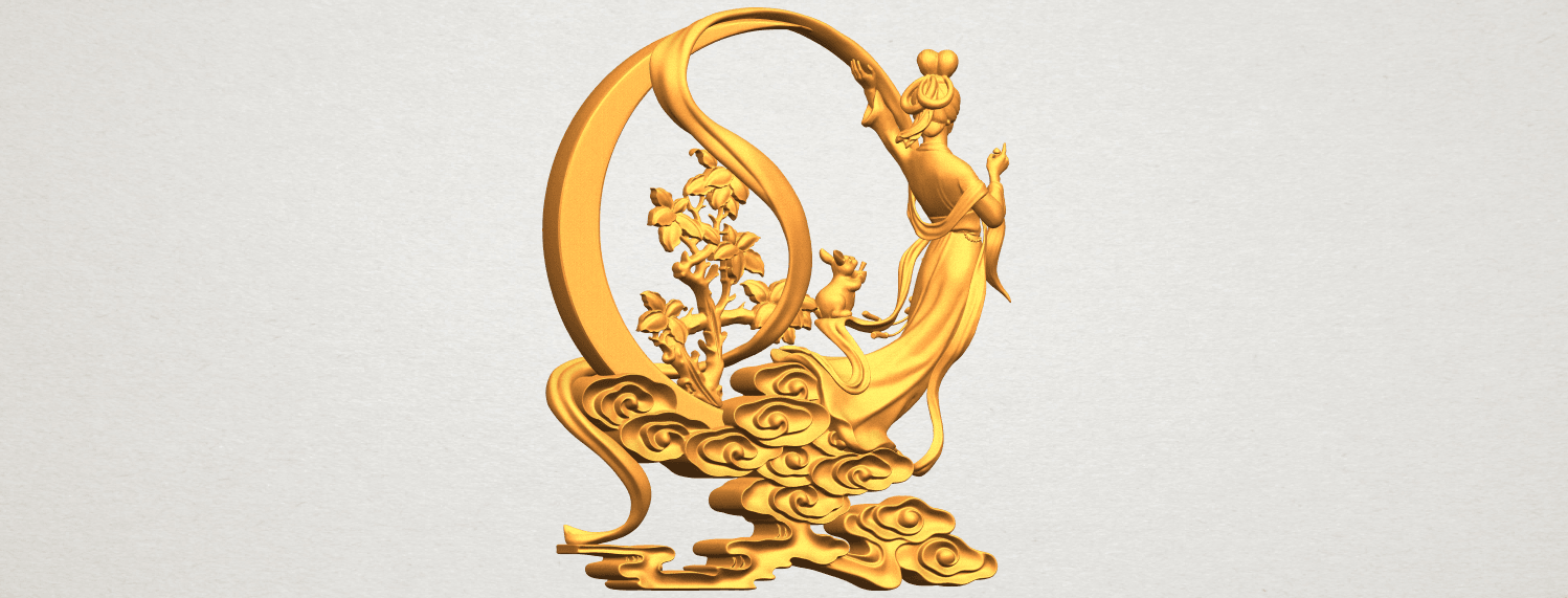 A06.png Download free STL file Fairy 08 • 3D printable model, GeorgesNikkei